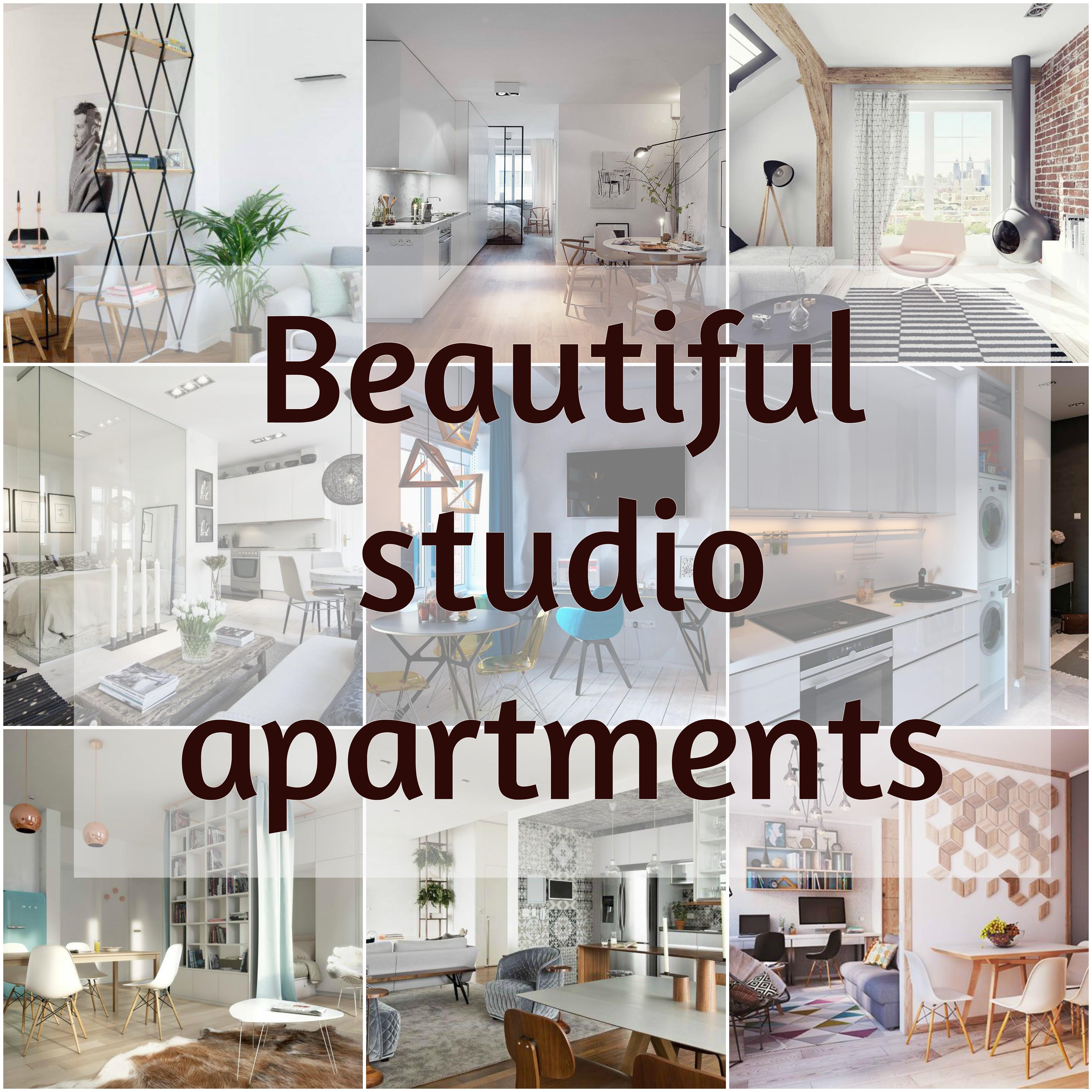 Beautiful studio apartments - allthestufficareabout.com