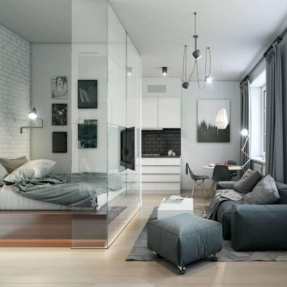 Beautiful studio apartments for A beautiful you at vesuvio salon studios